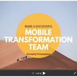 How to Build a Successful Enterprise Mobile Team