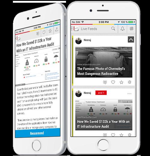 Knowledge Repository App