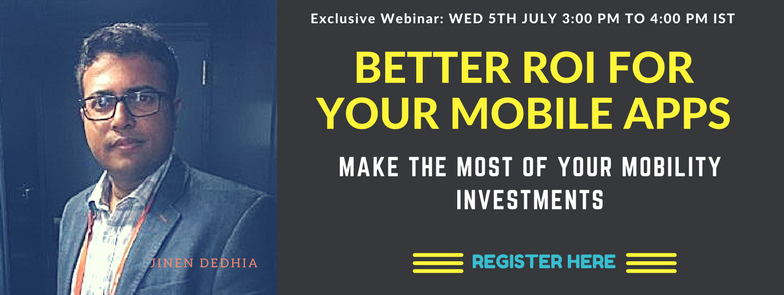 Webinar: Make most of your Mobility Investments