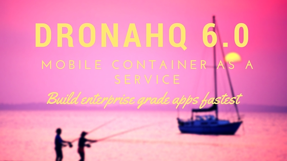 DronaHQ Container
