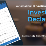 Real People, Real Stories: HR Head builds an Investment Declaration app