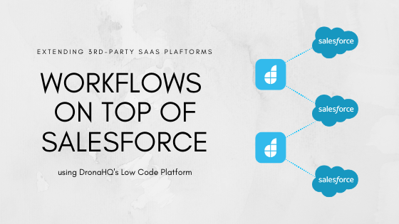Using workflows on top of SalesforceCRM