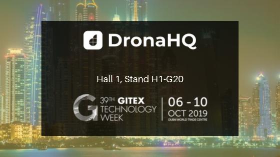 DronaHQ at GITEX2019