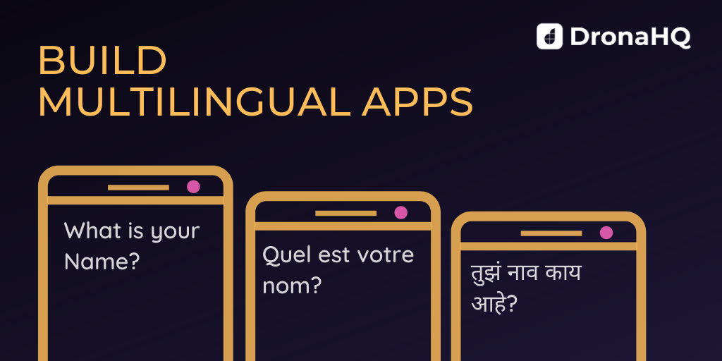 dronahq-localization-multilingual apps