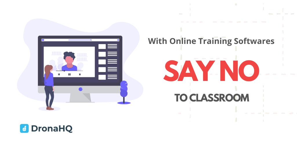 Online Training Softwares
