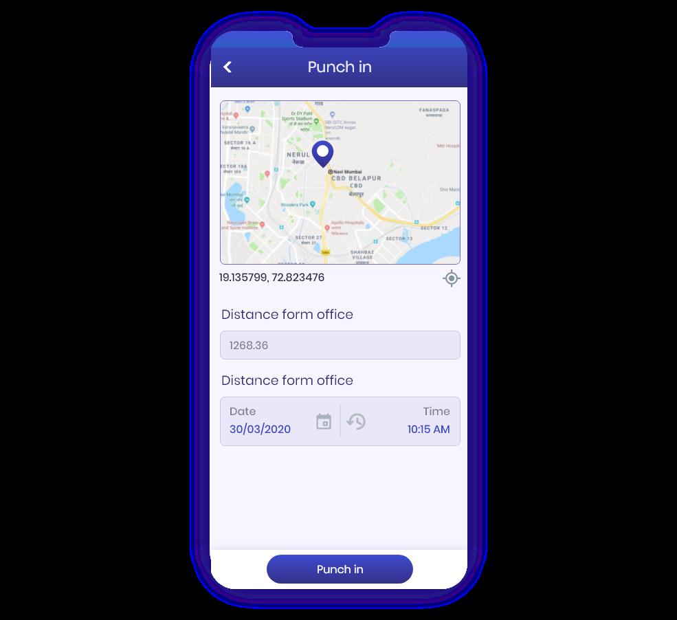digital attendance app