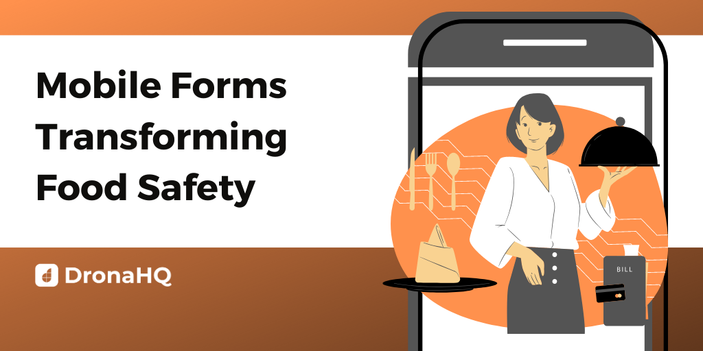 food safety mobile form solution