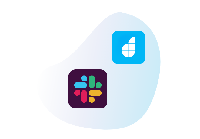 Connect your low code<br /> apps to Slack