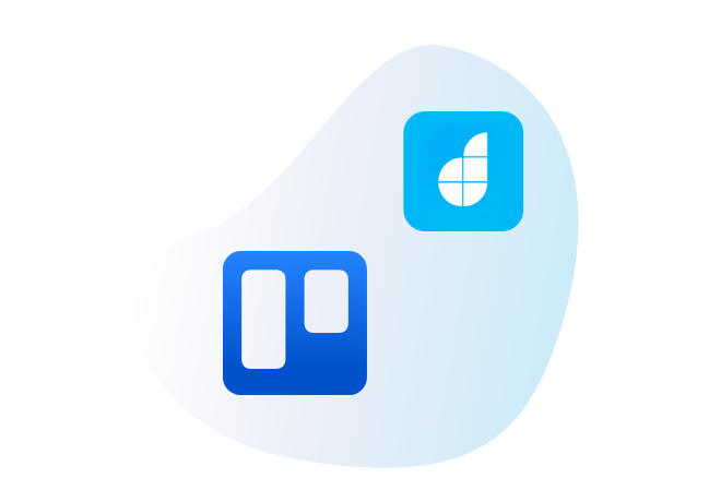 Integrate Trello with your<br /> low code apps