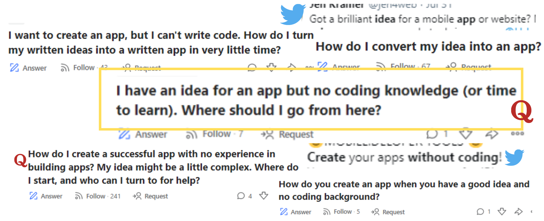 Idea for an app