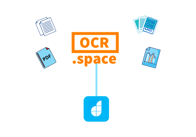 Integrate with ocrspace