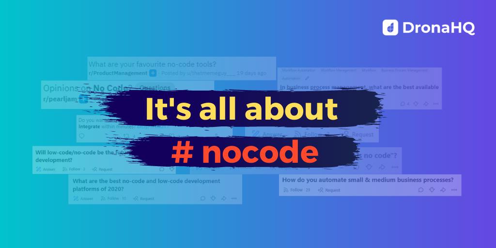 No-Code Answers