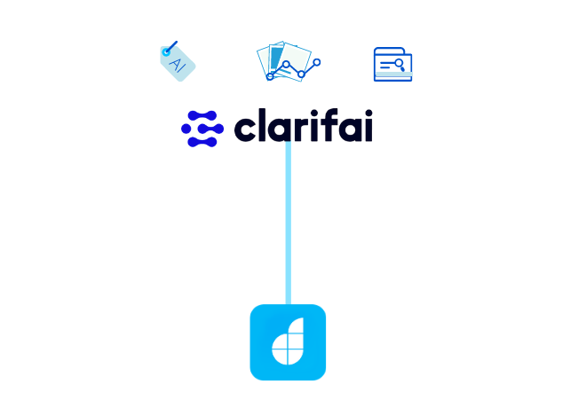 connect clarifai