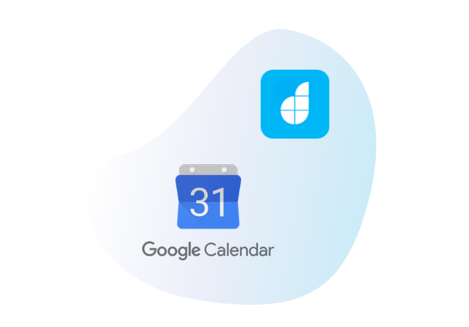 Connect Google Calendar with your low code apps