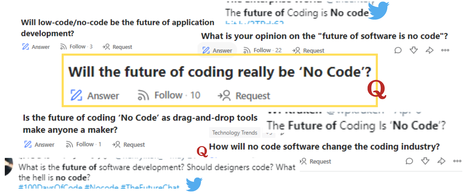 future of no-code