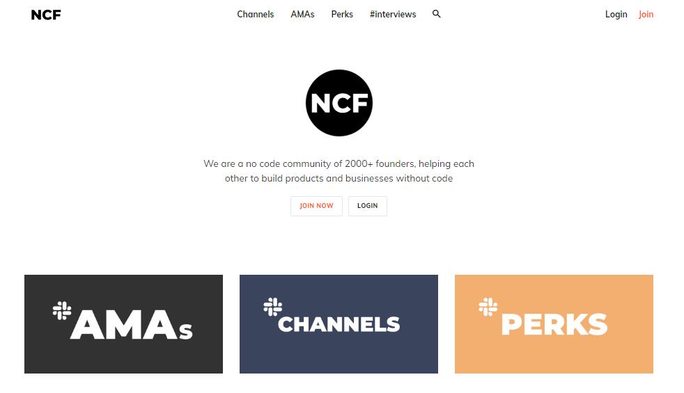 No-code founder