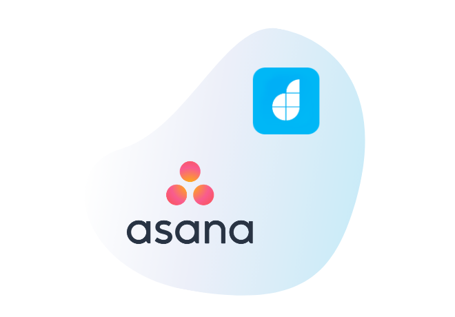 Connect Asana with your<br /> low code apps