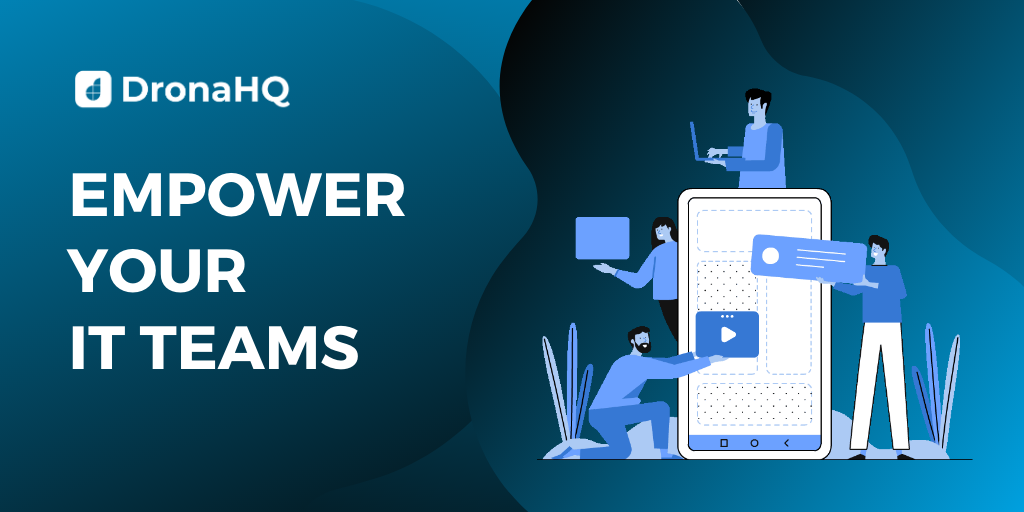 Empower your IT teams