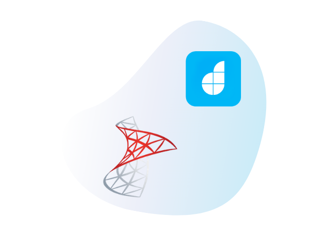 Connect Microsoft SQL database with DronaHQ
