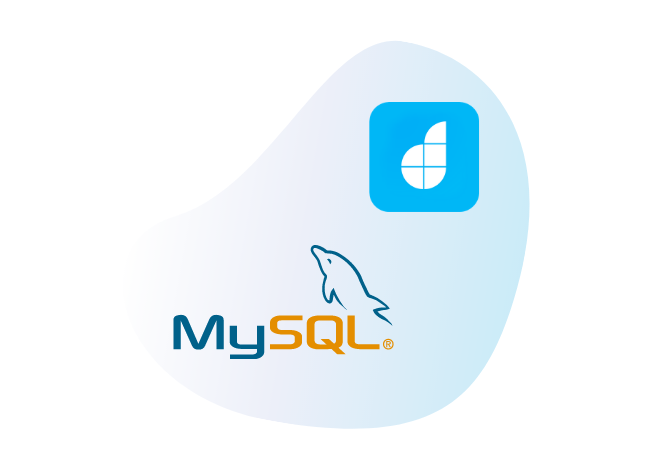 Build apps on top of your MySQL database