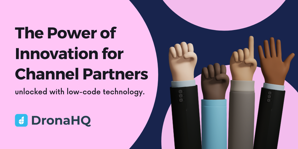 channel partners low code