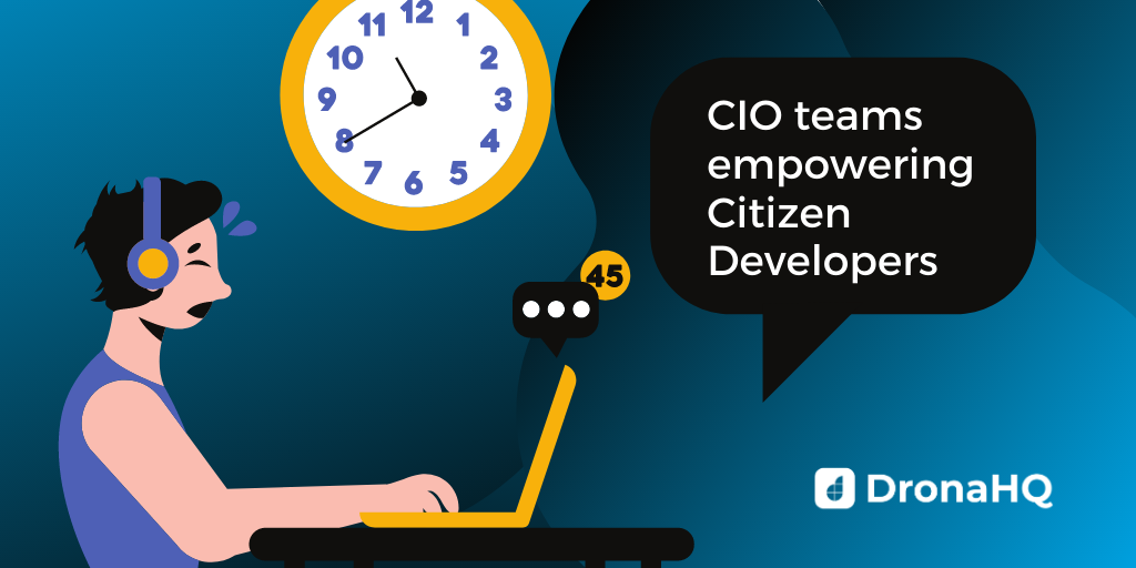 cio enterprise citizen dev