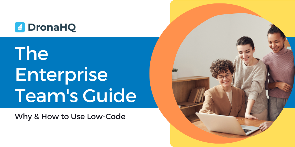 enterprise teams guide to low code