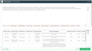 Mapping variables using BINDAPI()