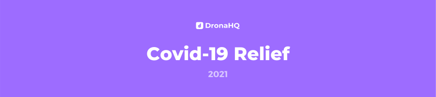 DronaHQ COVID relief apps