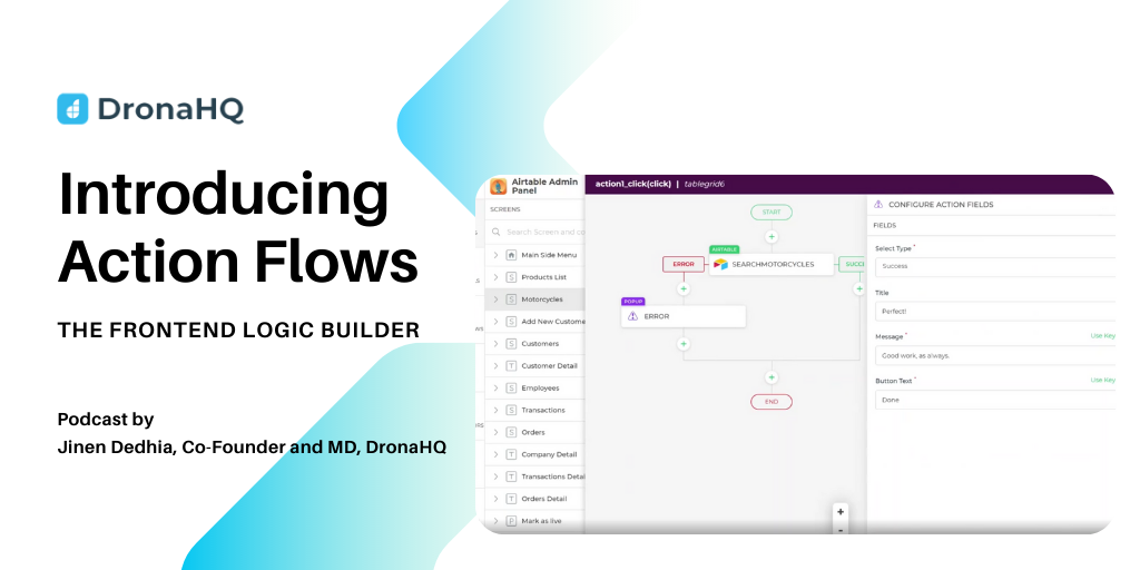 Introducing Actionflow: Frontend Logic Builder