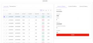 MongoDB Admin Panel