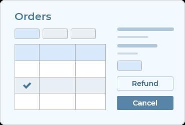 PostgreSQL Admin Panel Dashboard